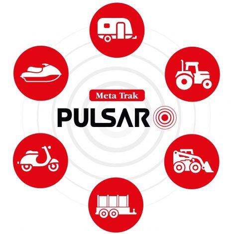 META TRAK PULSAR - 1